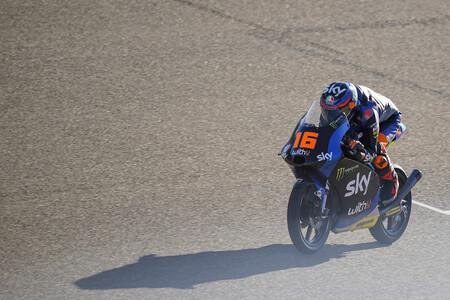 Migno Teruel Moto3 2020
