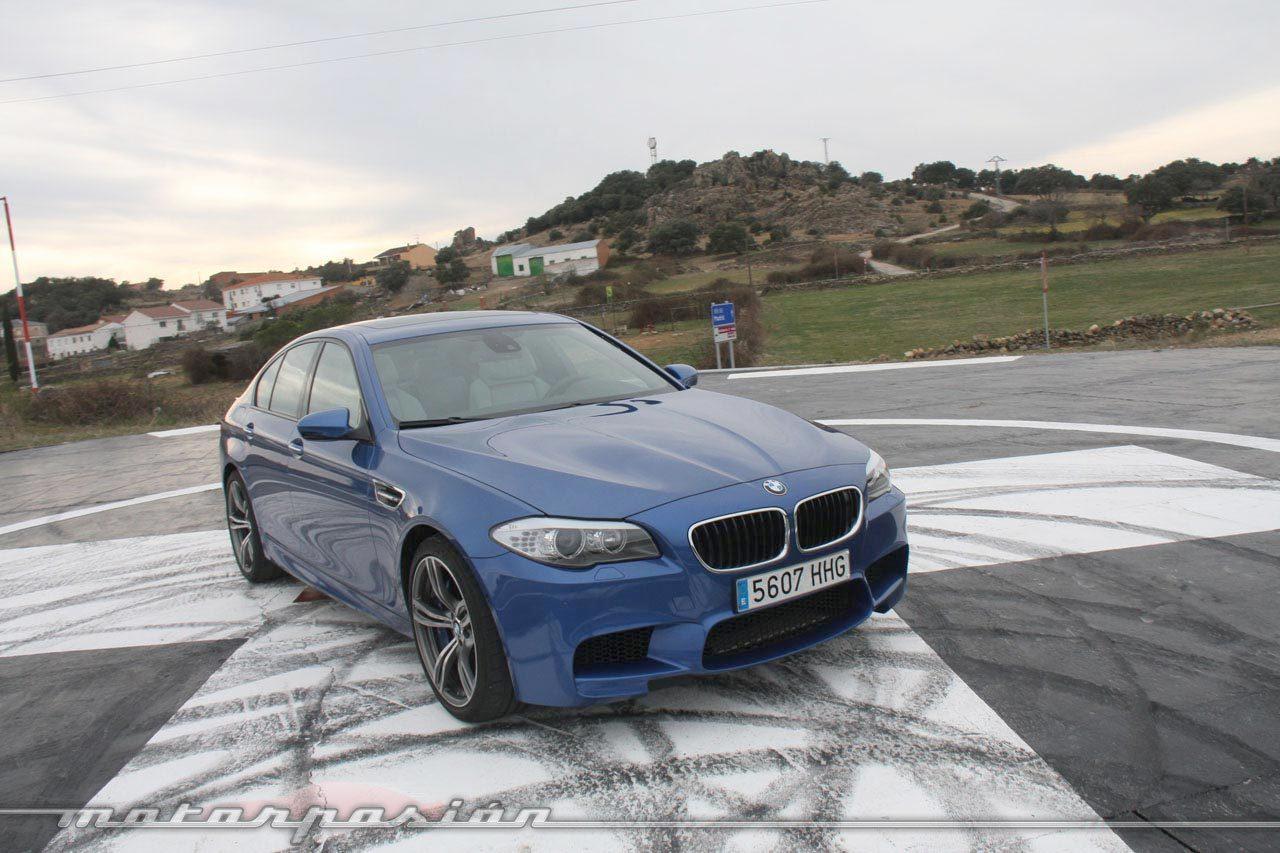 Foto de BMW M5 (Prueba) (107/136)