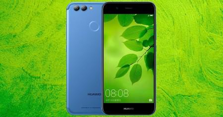 Huawei Nova 2, con cámara dual y 4GB de RAM, por 257 euros y envío gratis