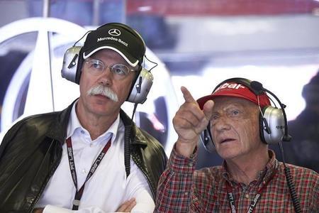 """Niki Lauda: """"No puede ser que gane el más lento"""""""