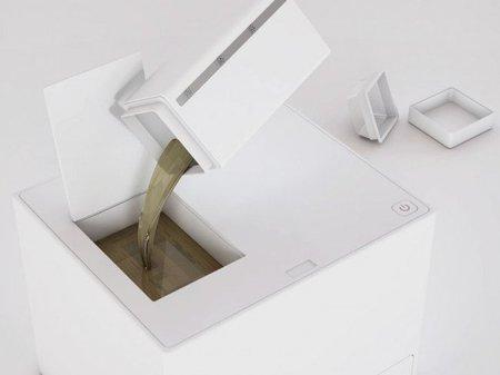 Electrodoméstico para hacer jabón