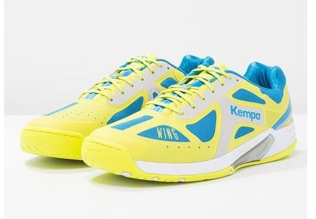 Las zapatillas de balonmano Kempa Wing Lite están rebajadas un 50% en Zalando: ahora cuestan 64,95 euros con envío gratis