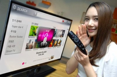 LG Magic Motion añade control por voz al mando a distancia