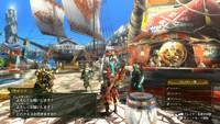 Buena pinta tienen las primeras imágenes de la versión para Wii U de 'Monster Hunter 3 Ultimate'
