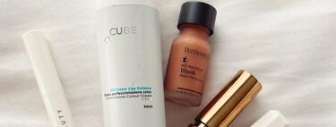 Cinco pasos básicos y sencillos de maquillaje con los que conseguimos tener mejor cara en nuestras videoconferencias