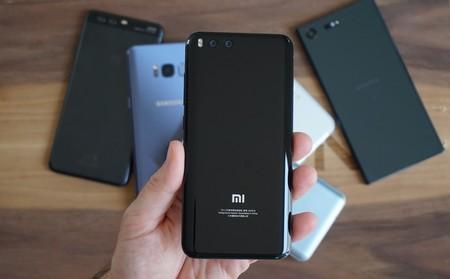 Xiaomi Mi6 de 64GB, con procesador Snapdragon 835 y cámara dual, por 275 euros y envío gratis