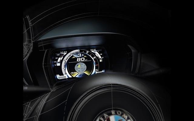 Foto de Alfa Romeo 4C llegará a México en 2014 (8/21)