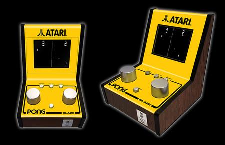Atari Pong Mini Arcade