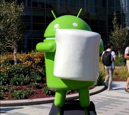 Marshmallow es el nombre del siguiente postre de Google