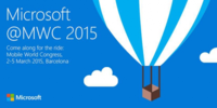 Microsoft envía invitaciones para un evento en el MWC 2015