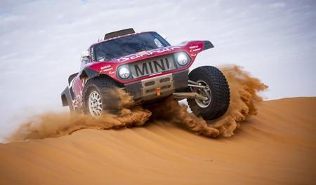 Carlos Sainz Dakar 2020 4