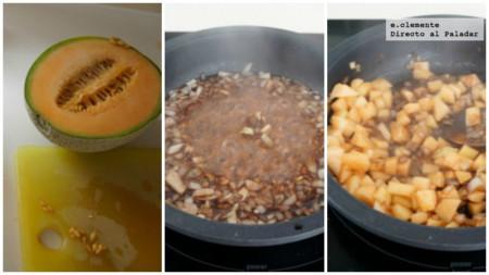 Chutney Melon Coll
