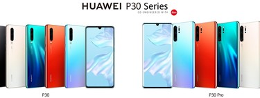 """Huawei P30 y P30 Pro: hasta cuatro cámaras y zoom 10x """"sin pérdidas"""" serán sus armas para competir contra la gama alta en 2019"""