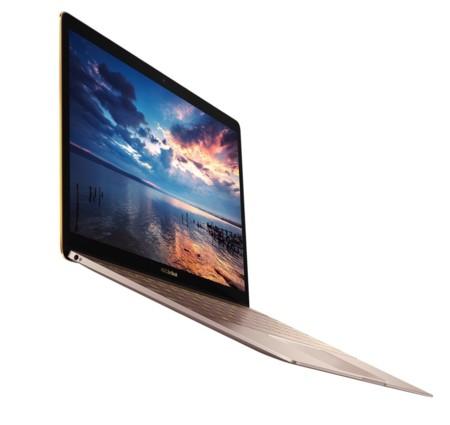 Más delgado y más ligero que el MacBook: así es el ASUS ZenBook 3