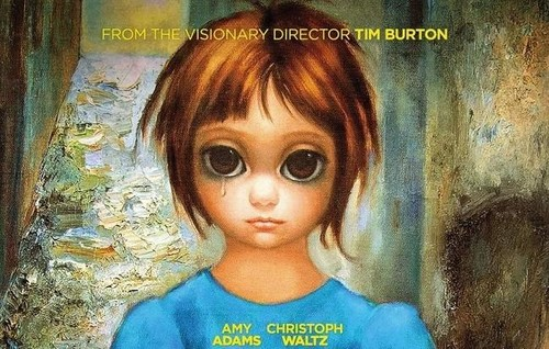 'Big Eyes', la película