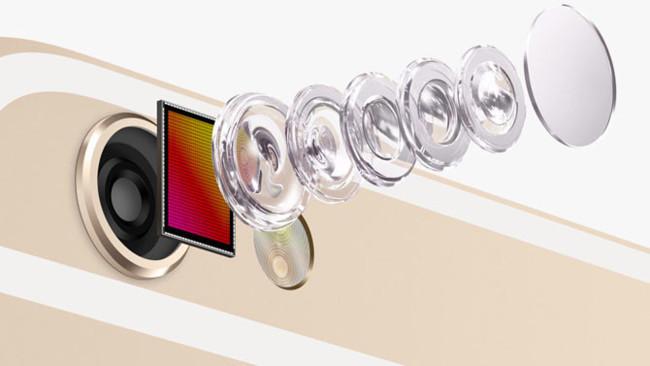 Cámara del iPhone 6