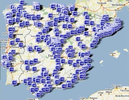 Radares España