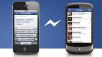 Facebook presenta Messenger, su sistema de mensajería para móviles