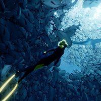 ABZÛ nos sumergirá en su precioso viaje submarino a finales de noviembre en Nintendo Switch