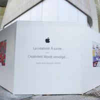 La primera Apple Store belga abrirá en Bruselas el 19 de septiembre