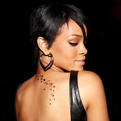 Las celebrities y sus tatuajes