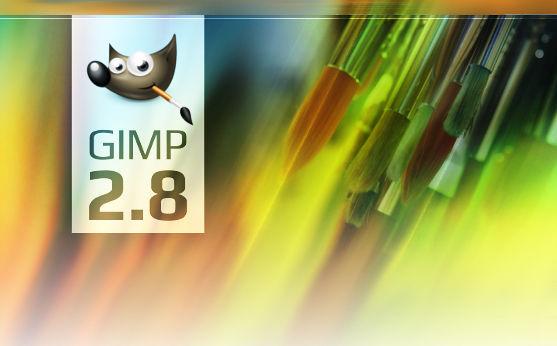 GIMP 2.8 Splash