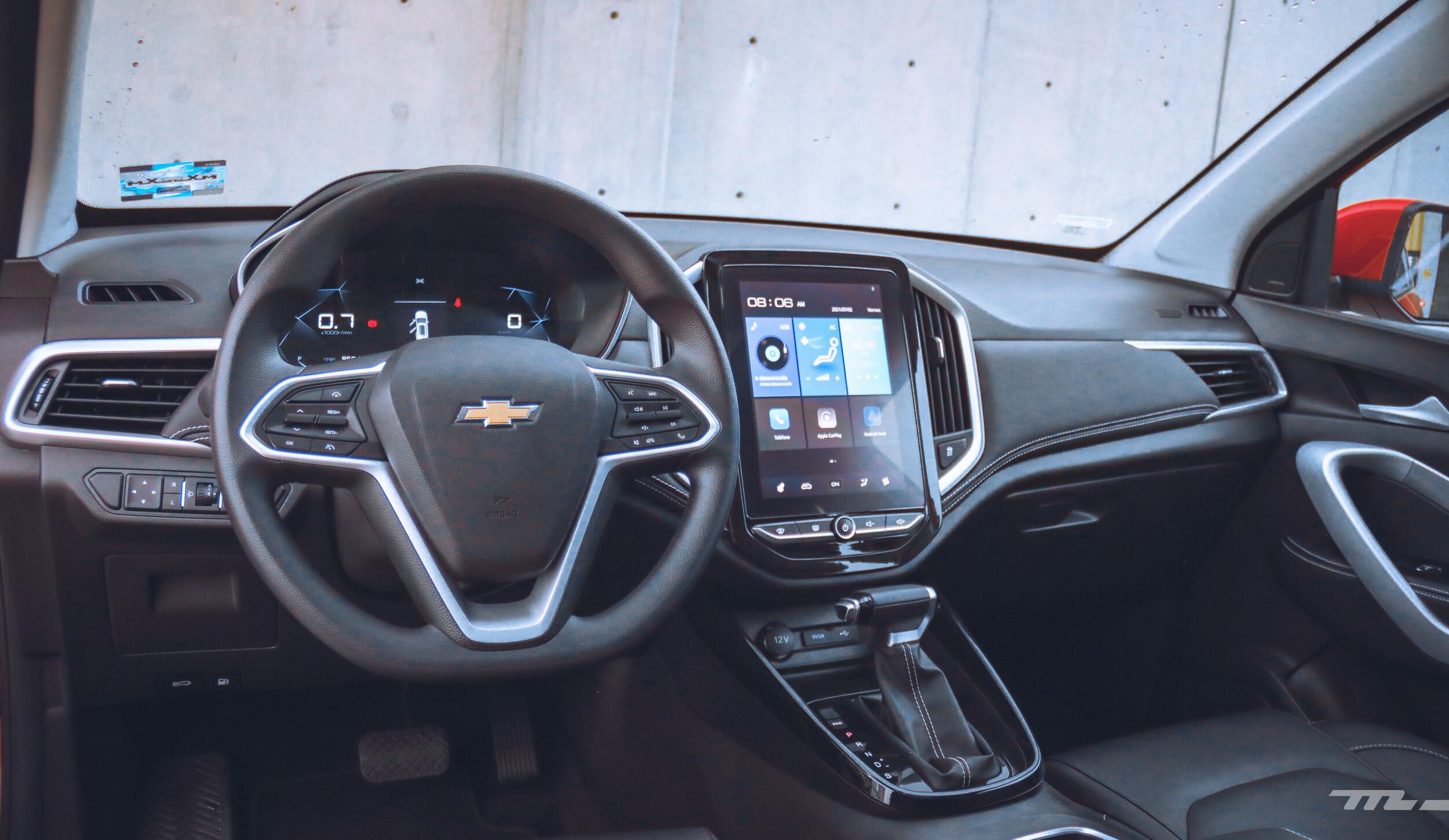 Foto de Chevrolet Captiva 2022 (38/54)