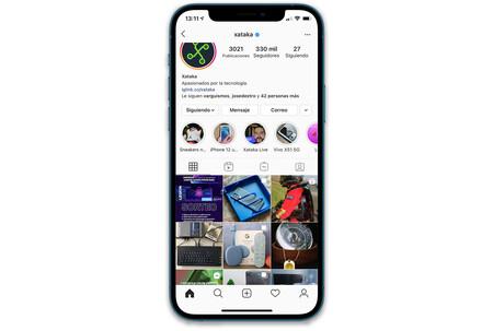 Iphone 12 Pro 02 Interfaz Instagram