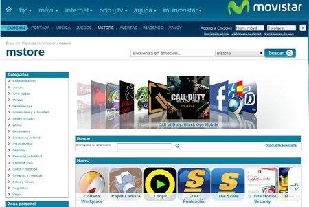 Telefónica ha presentado Mi Mstore para gestionar aplicaciones ligadas al perfil