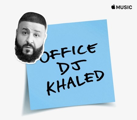 Office DJ Khaled