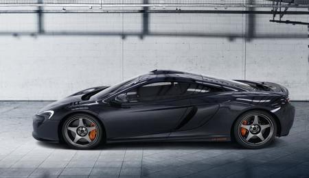 McLaren 650S Le Mans, tributo al F1 GTR