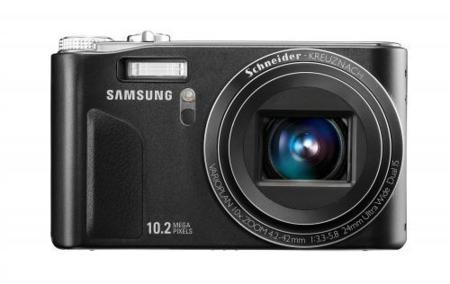 Samsung HZ10W, gran angular, controles manuales y vídeo a 720p