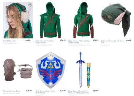 Otros Articulos Zelda