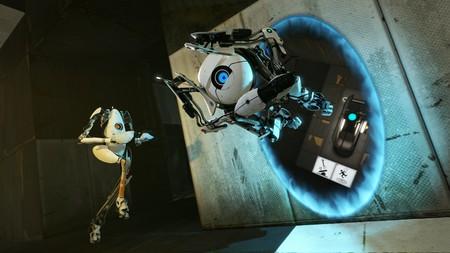 Ocho años después, Portal 2 por fin añade cooperativo local para PC
