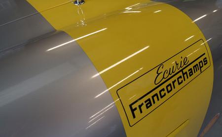 Écurie Francorchamps, la prima belga de la Scuderia Ferrari