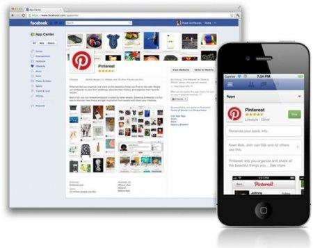 Facebook lanza App Center para descubrir aplicaciones sociales para iOS y Android