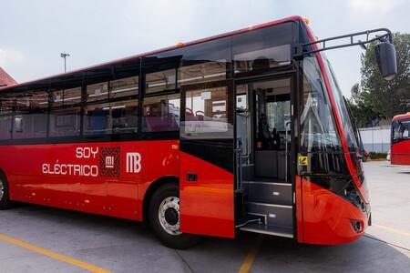 Metrobuses eléctricos