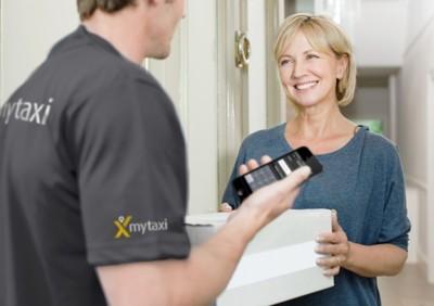 mytaxi entra con 'Delivery' en el sector de la entrega express de paquetes
