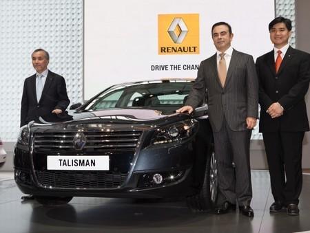 Dongfeng-Renault planean un nuevo coche eléctrico para China basado en el Renault ZOE