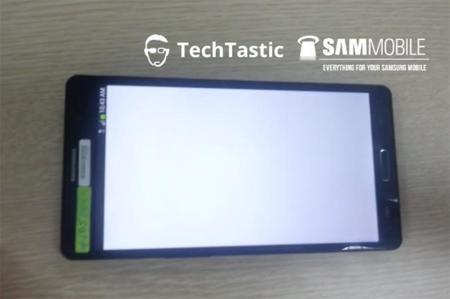 Nuevos rumores e imágenes acercan todavía más al Samsung Galaxy Note 3