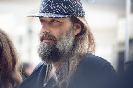 Chanel Fall Winter 2016 17 Ready To Wear Celebrity Photos 06 Sebastien Tellier