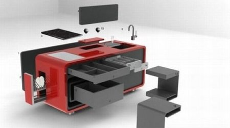 cucina compacto 1