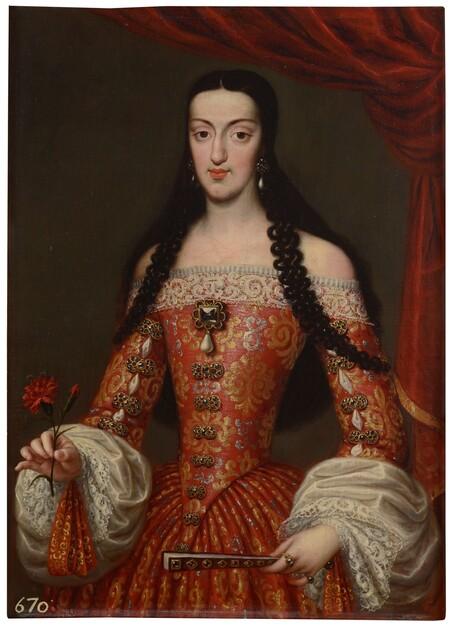 Maria Luisa De Orleans Reina De Espana