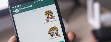 Cómo usar los stickers de Telegram en WhatsApp