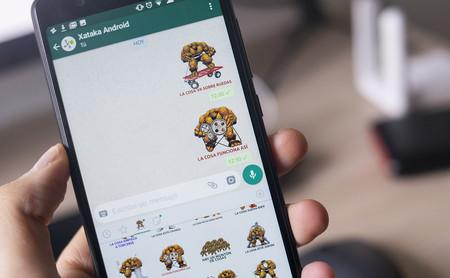 Cómo usar los stickers de Telegram en WhatsApp