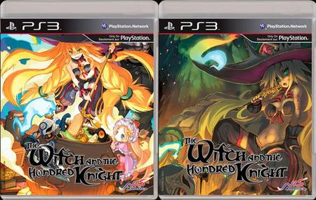 Edición limitada de The Witch and the Hundred Knight
