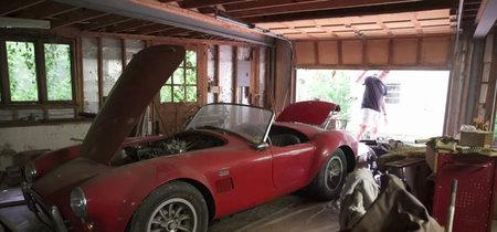 Y esto son ocho millones de dólares en coches abandonados en un garaje