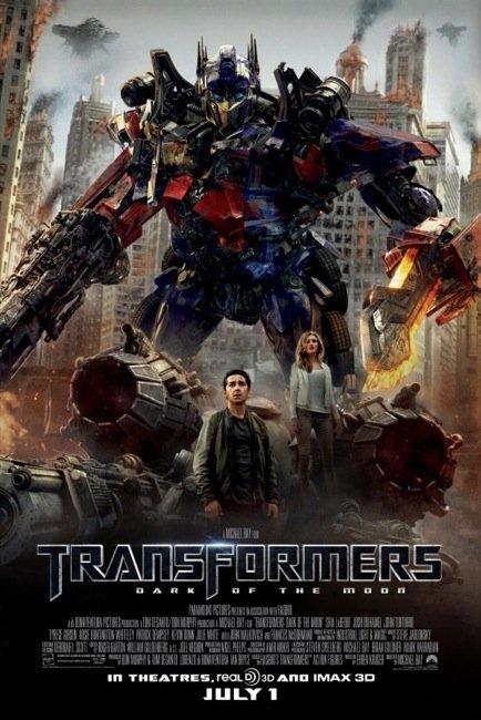 A los niños les encantan los Transformers