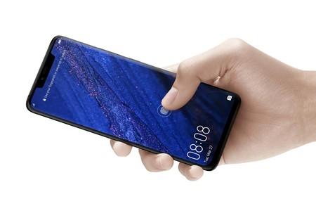 Huawei Mate 20 Pro Sensor Huellas Bajo Pantalla