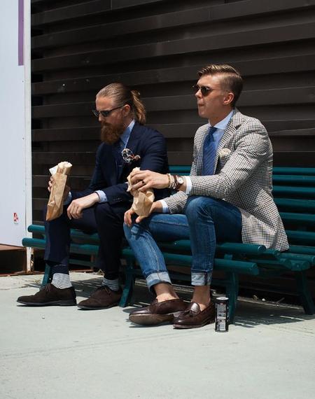 El mejor street-style de la semana (CCIX)